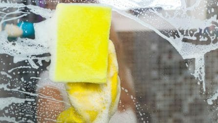 Come pulire il box doccia in maniera naturale e perfetta