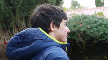 Riccardo, il campione italiano di nuoto pinnato più forte dell'autismo