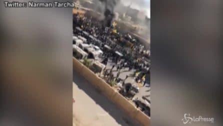 Iraq, assalto all'ambasciata Usa di Baghdad