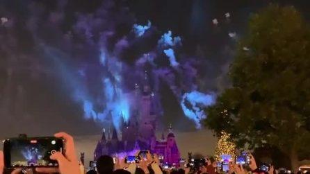Lo spettacolare Capodanno al Disneyland di Shanghai, il 2020 arriva con Frozen
