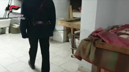 Pane abusivo, controlli del Nas: scoperto panificio in casa a Giugliano