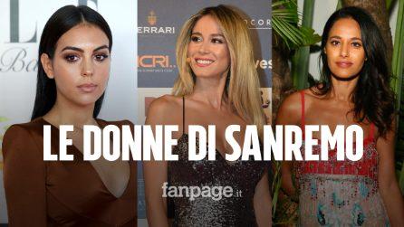 Sanremo 2020, le dieci donne che saliranno sul palco dell'Ariston: ecco chi affiancherà Amadeus
