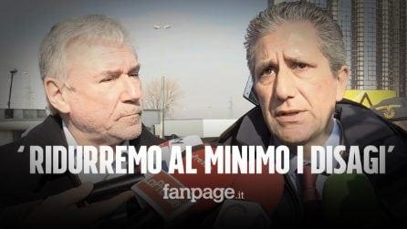 "Incidente metro Napoli, Pascale (Anm) e il vicesindaco Panini: ""Ridurremo i disagi al minimo"""