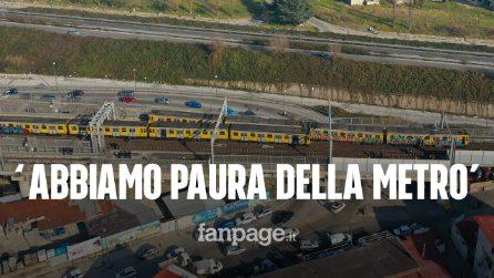 """Incidente sulla metropolitana a Napoli. """"La paura della metro c'è"""""""