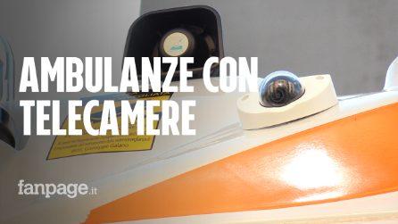Napoli, contro le aggressioni ai medici ecco le telecamere su ambulanze e infermieri del 118