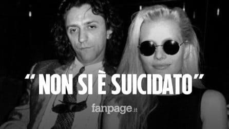 """Morto suicida Franco Ciani, l'ex moglie Anna Oxa: """"Franco non si è ucciso, approfondite"""""""