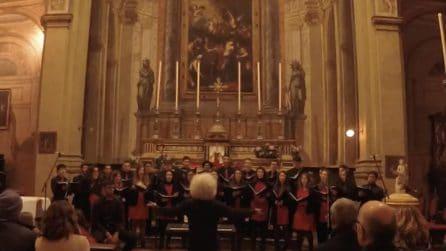 Bohemian Rhapsody risuona a Parma: la stupenda esibizione nella chiesa di Santa Cristina