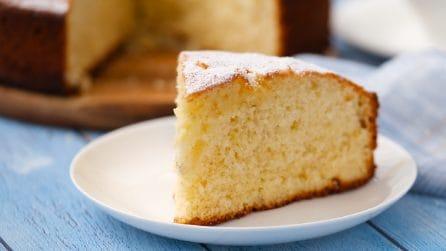 Pan di banana: la torta alta e soffice fatta con le banane frullate!