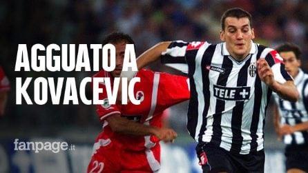 Agguato a Darko Kovacevic: spari all'ex Juventus e Lazio, ferito a una gamba