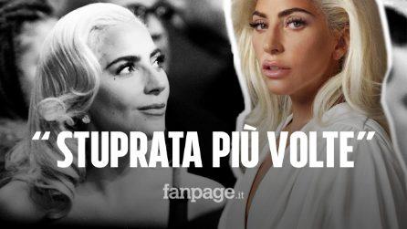 """Lady Gaga si racconta da Oprah, poi le lacrime: """"Sono stata stuprata ripetutamente a 19 anni"""""""