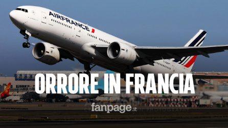Francia, bambino trovato morto nel carrello di atterraggio di un aereo Air France