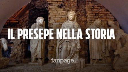 """Il presepe nella Storia: """"Un elemento di coesione sociale"""""""