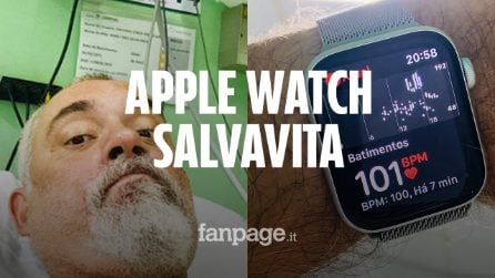 Apple Watch salva la vita di un uomo scoprendo una pericolosa tachicardia: Tim Cook gli scrive