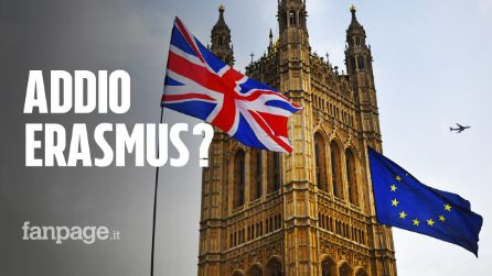 Brexit, il Regno Unito non rinnova la partecipazione al programma Erasmus