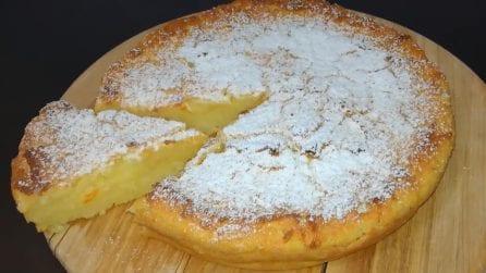 Migliaccio senza ricotta: la ricetta della torta cremosa e saporita