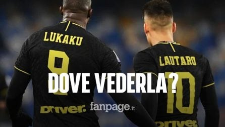 Inter - Atalanta, scontro al vertice della Serie A: ecco dove vedere la partita in tv e streaming