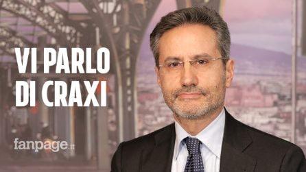 """Stefano Caldoro: """"Vi spiego chi fu Bettino Craxi"""""""