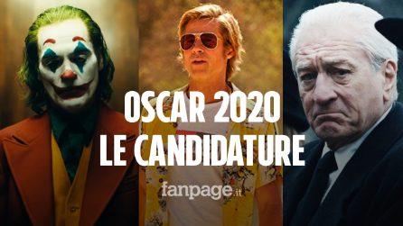 Oscar 2020, tutte le nomination: trionfo di candidature per Joker, Scorsese, Tarantino e 1917