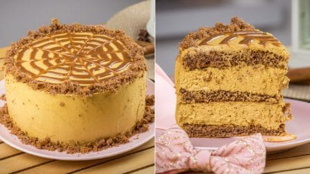 Dulce de leche cake: it is one of the best desserts on this planet!
