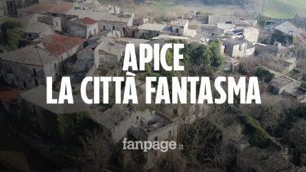 La storia di Apice (Benevento), la città fantasma dove il tempo è fermo al 1960