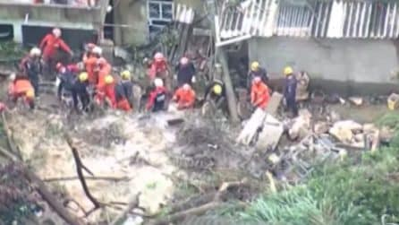 Brasile, frane dopo le incessanti piogge: 11 morti