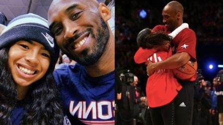 Il mondo piange la morte di Kobe Bryant e della figlia piccola Gianna