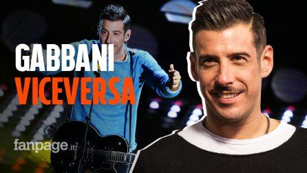 """Sanremo 2020, Francesco Gabbani: il significato della canzone """"Viceversa"""""""