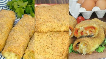3 ricette sfiziose per una cena saporita pronta in forno!