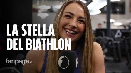 """Dorothea Wierer, la vita di una campionessa di biathlon: """"1000 ore di allenamento e una valigia"""""""
