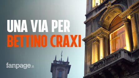 Milano, una via per Bettino Craxi: il giudizio sull'ex leader socialista divide la città