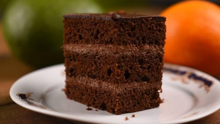 Chocolate cake: the moistest chocolate dessert recipe ever!