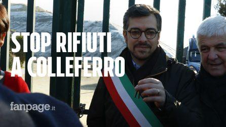 """Chiude la discarica di Colleferro: """"Roma smetta di scaricare i problemi su territori più deboli"""""""