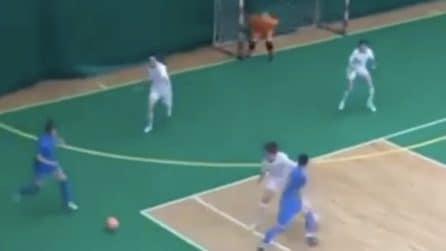 Il gol meraviglioso della nazionale femminile dell'Ucraina: uno schema spettacolare