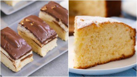 10 ricette per dei dolci con le banane pieni di sapore!