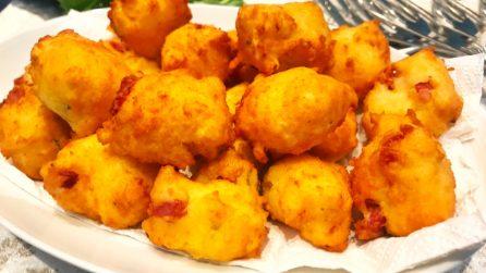 Bombette di ricotta e pancetta: la ricetta per averle morbide e gustose