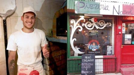 La pizzeria napoletana in Patagonia, che scalda dal gelo polare con il sapore della tradizione
