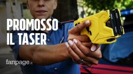 Promosso il taser: le forze dell'ordine potranno usare la pistola elettrica. Ecco come funzionerà