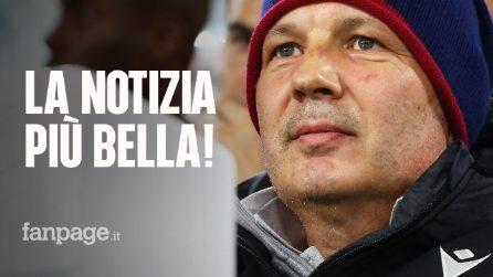 """Sinisa Mihajlovic, l'annuncio che tutti aspettavano: """"Sto vincendo la battaglia contro la leucemia"""""""
