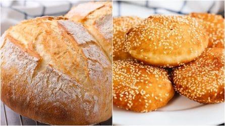 3 ricette alternative al solito pane!