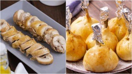 3 ricette con il pollo perfette per una cena veloce e sorprendente!