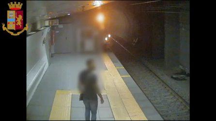 Arrestato rapinatore seriale di Roma Nord: era sfuggito ai poliziotti prendendo la metro