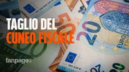Taglio cuneo fiscale, 100 euro in più in busta paga: ecco chi potrà beneficiarne