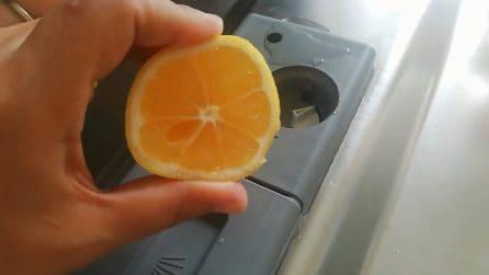 Come eliminare i cattivi odori dalla lavastoviglie
