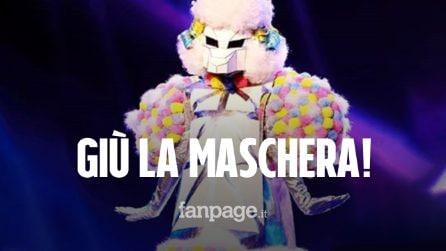 Il cantante mascherato, svelata l'identità del Barboncino: ecco chi era il concorrente misterioso