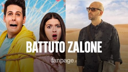 I Me contro Te superano Checco Zalone, il film di Luì e Sofì in vetta al box office