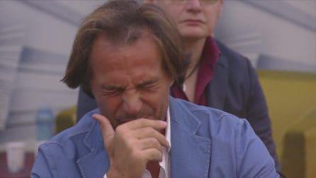 Grande Fratello Vip 2020, le lacrime di Antonio Zequila per il padre morto