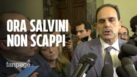"""Gregoretti. La maggioranza: """"Ora Salvini voti per processo anche in aula"""", ma dalla Lega: """"Vedremo"""""""