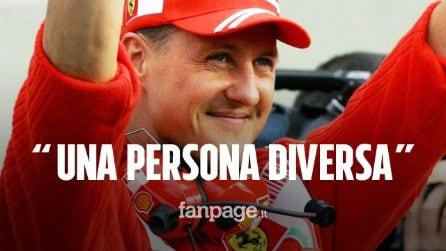 """Michael Schumacher a più di 6 anni dall'incidente, il medico: """"È una persona molto diversa"""""""