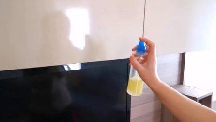 Spray per la polvere naturale: come farlo a casa tua