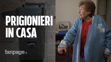 """Tor Bella Monaca, ascensore rotto da un mese e mezzo. I residenti: """"Siamo agli arresti domiciliari"""""""